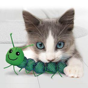Juguetes-para-Gato-Kong-Gato-Juguete-Critters-Oruga