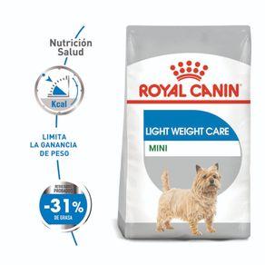 Alimento-Perro-ROYAL-CANIN-CCN-MINI-LIGHT-WEIGHT-CARE-1KG
