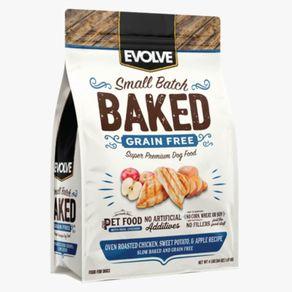 Alimento-Perro-EVOLVE-GRAIN-FREE-OVEN-BAKED-POLLO-181KG