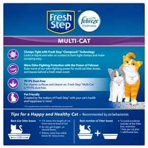 Arena-Gato-Fresh-Step