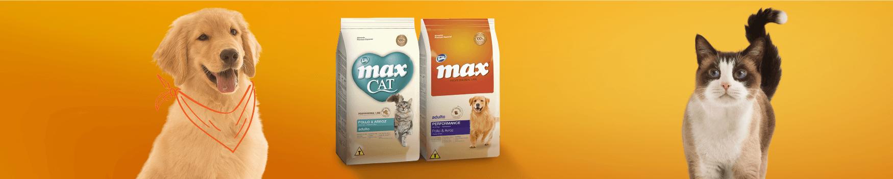 ALIMENTO CONCENTRADO MAX - Comida para perros