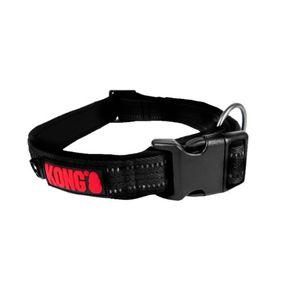 Kong-Collar-Perro-Medium-Negro
