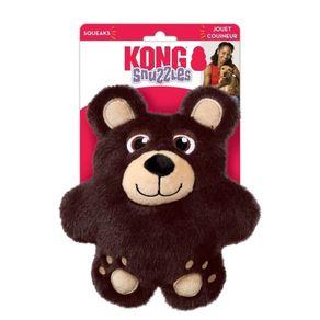Juguete-Kong-Perro-Peluche-Snuzzles-Oso-Medium