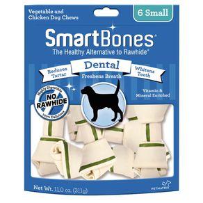 hueso-perro-SmartbonesFoto-1-SmartBones-Hueso-Pequeño-Dental-x6