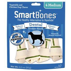 hueso-perro-SmartbonesFoto-1-SmartBones-Hueso-Mediano-Dental-x4