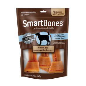 hueso-perro-Smartbones13702071--1--SmartBones-Hueso-Pequeño-Mantequilla-de-Mani-x3
