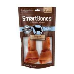 hueso-perro-SmartbonesPor-Codificar--1--SmartBones-Hueso-Mediano-Mantequilla-de-Mani-x2